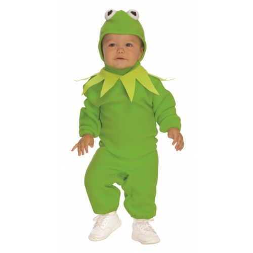 The Muppets Kermit the Frog Costume - Baby/Toddler