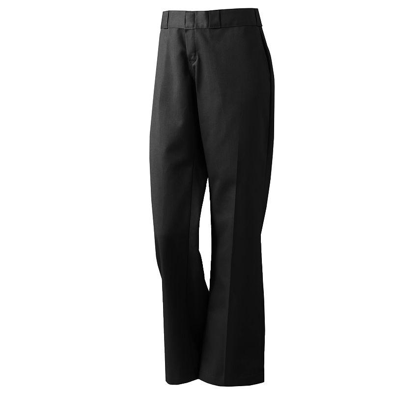 Petite Dickies Original 774 Straight-Leg Work Pants