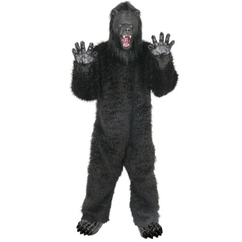 Grizzly Bear Costume - Adult
