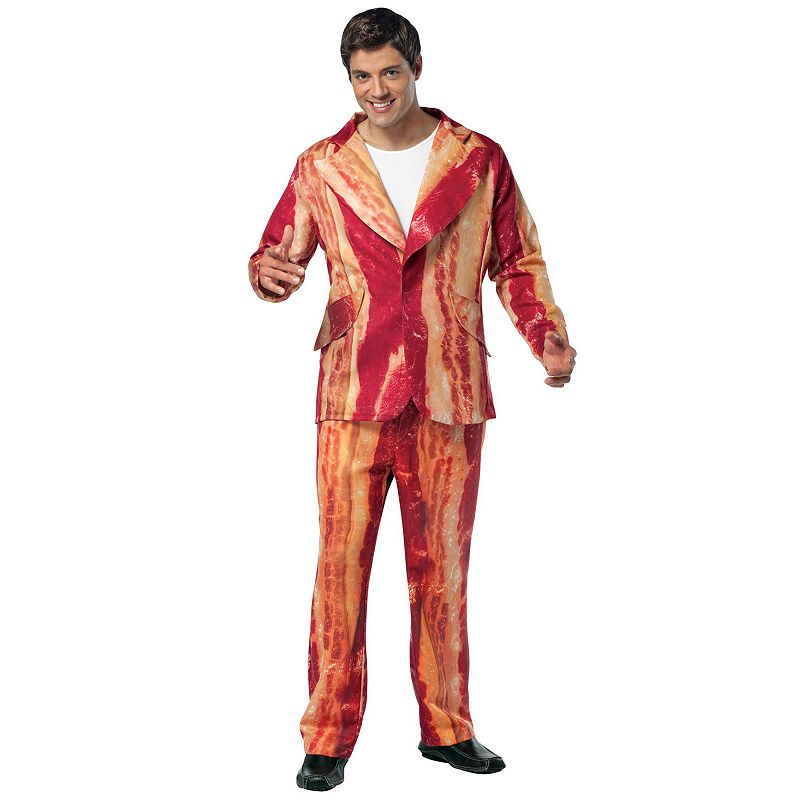 Bacon Suit Costume - Adult