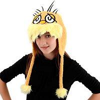 Dr. Seuss The Lorax Hoodie Hat - Kids