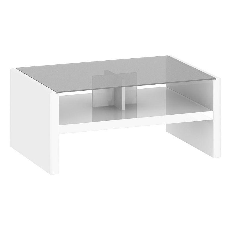 kathy ireland Office by Bush Furniture New York Skyline Coffee Table