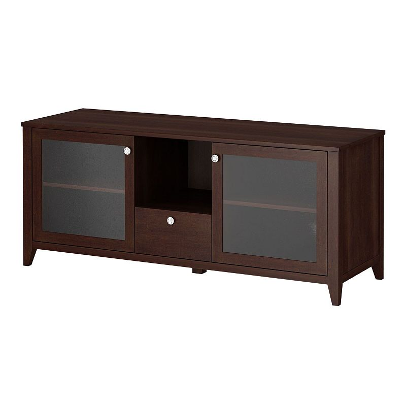 kathy ireland Office by Bush Furniture Grand Expressions TV Stand