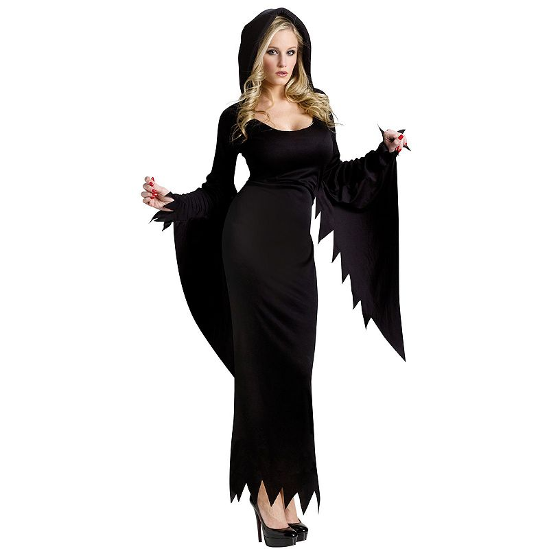 Hooded Gown Costume - Adult