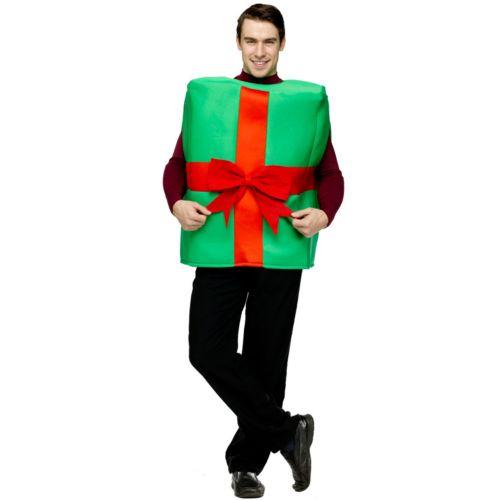 Gift Box Costume - Adult
