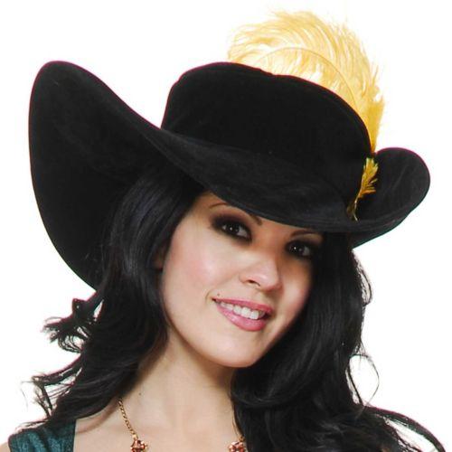 Capitano Costume Hat - Adult