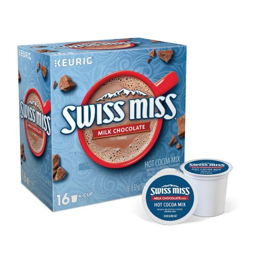 Keurig® K-Cup® Pod Swiss Miss Hot Cocoa - 16-pk.