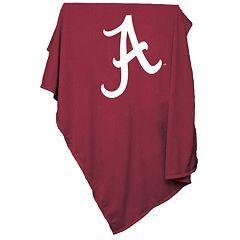 Alabama Crimson Tide Sweatshirt Blanket