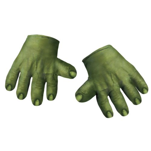 The Avengers Costume Hulk Hands - Adult