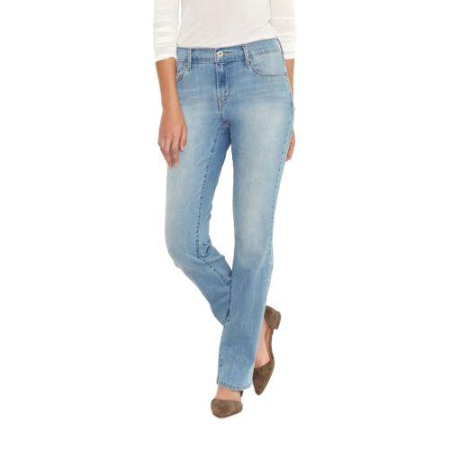 Levi's 505 Straight Leg-Jeans - Women's