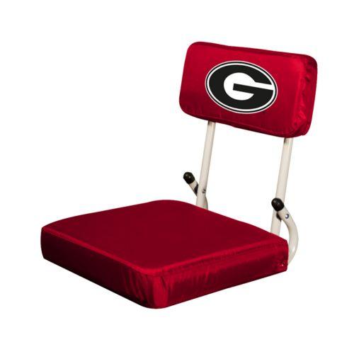 Georgia Bulldogs Hardback Seat