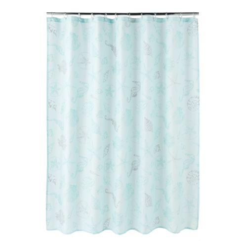 SONOMA life + style® Oceanside Icon Fabric Shower Curtain
