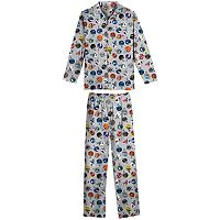 Boys NFL Pajama Set