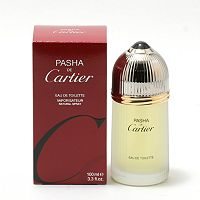Pasha de Cartier Men's Cologne - Eau de Toilette