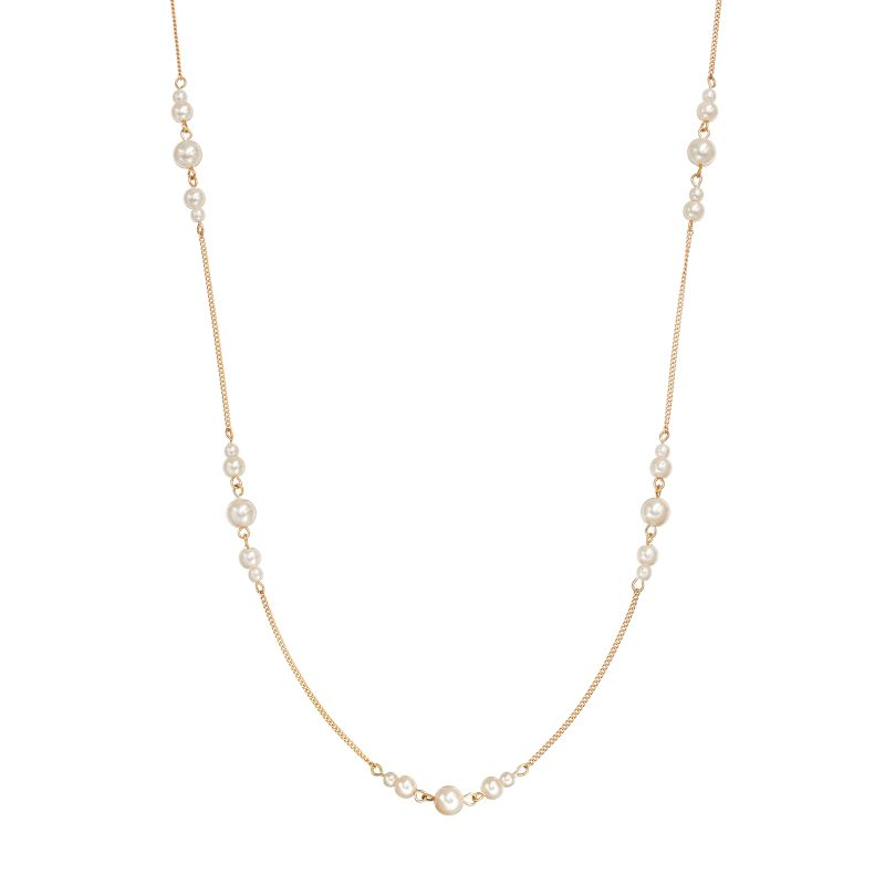 sophisticated necklace kohl s