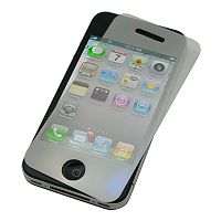 The Sharper Image 2-pk. iPhone 4 Anti-Glare Cell Phone Screen Protectors