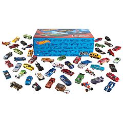 Hot Wheels 50-pk. Cars by Mattel by