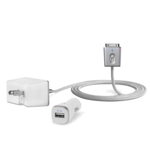 Blueflame Wall Plug and Car Charger