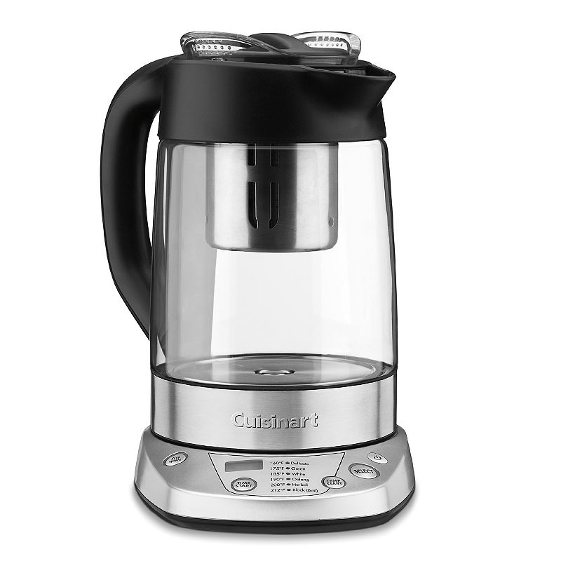 Cuisinart PerfecTemp Programmable Tea Steeper Kettle