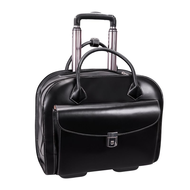 McKlein Granville 15.4-in. Wheeled Laptop Case