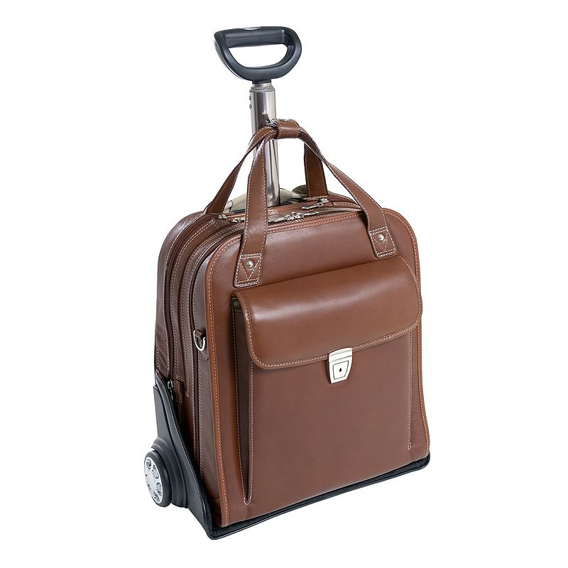Siamod Pastenello 15.4-in. Wheeled Laptop Case