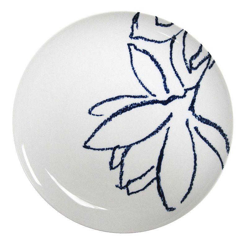 Nikko Artist Blue Serving Platter