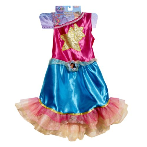 Dora the Explorer Mermaid Adventure Dress - Toddler