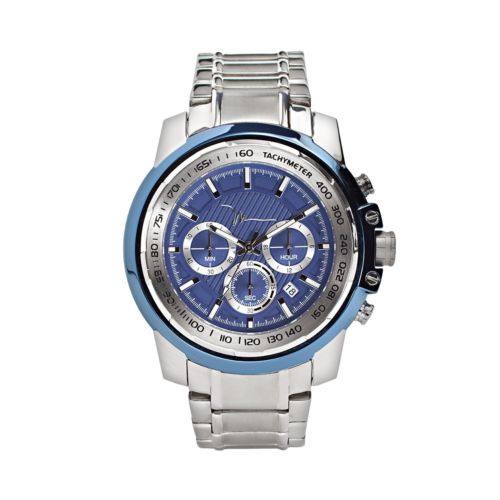Marc Anthony Stainless Steel Chronograph Watch - Men