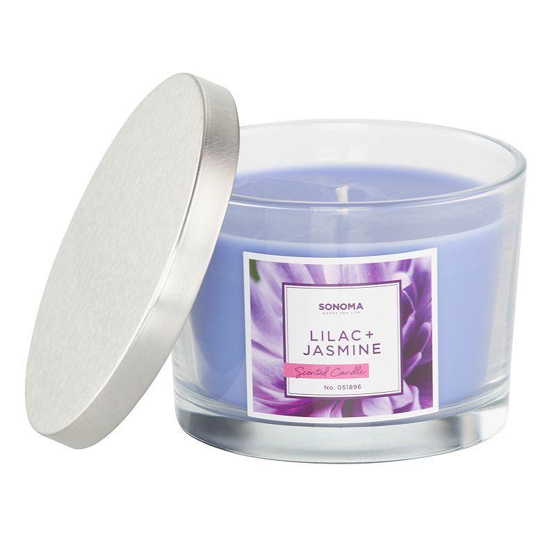 SONOMA Goods for Life™ 4.8-oz. Lilac & Jasmine Jar Candle