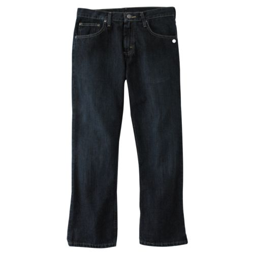 Boys 8-20 Lee Relaxed Straight-Leg Jeans Husky