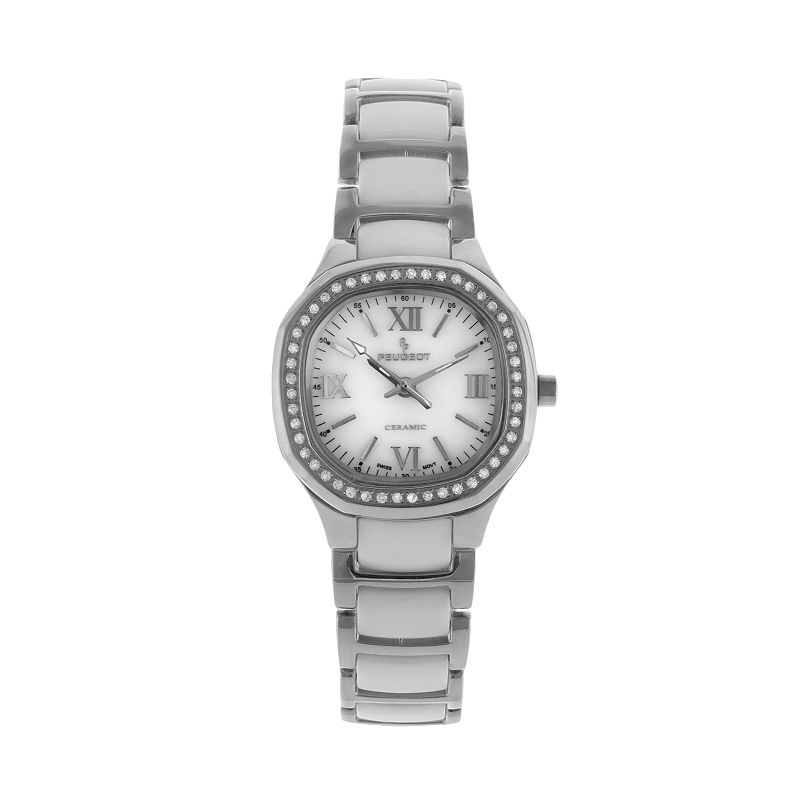 Peugeot Women's Crystal Watch - PS4906WS