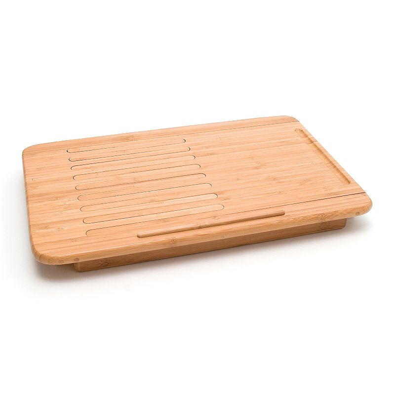 Lipper Bamboo 15-in. Laptop Tray