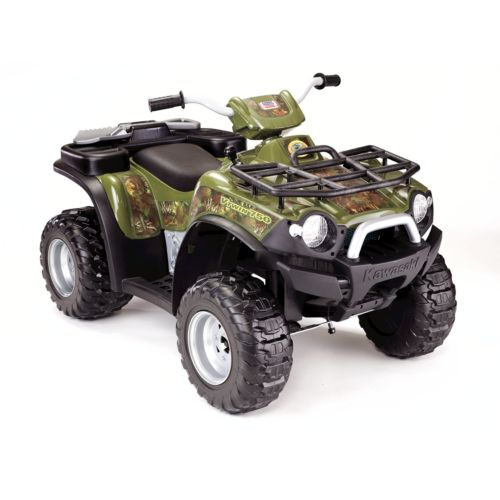 Fisher-Price Power Wheels Camo Brute Force Ride-On