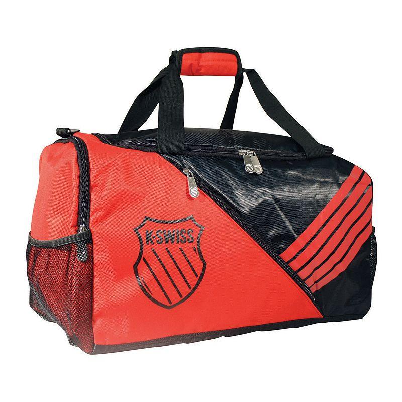 K-Swiss Sport Pop Duffel Bag