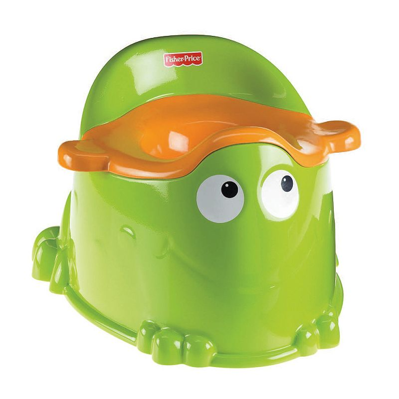 Froggy Potty by Fisher-Price (Green)