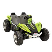Power Wheels Dune Racer Ride-On by Fisher-Price - Green, Multicolor