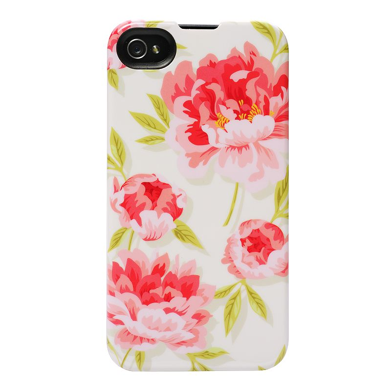 Agent18 Vintage Floral SlimShield Limited iPhone 4 Cell Phone Case