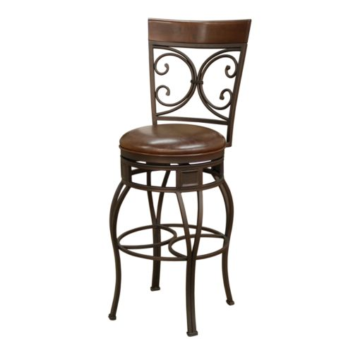 American Heritage Billiards Treviso Bar Stool