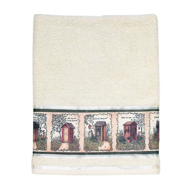 Avanti Outhouses Bath Towel