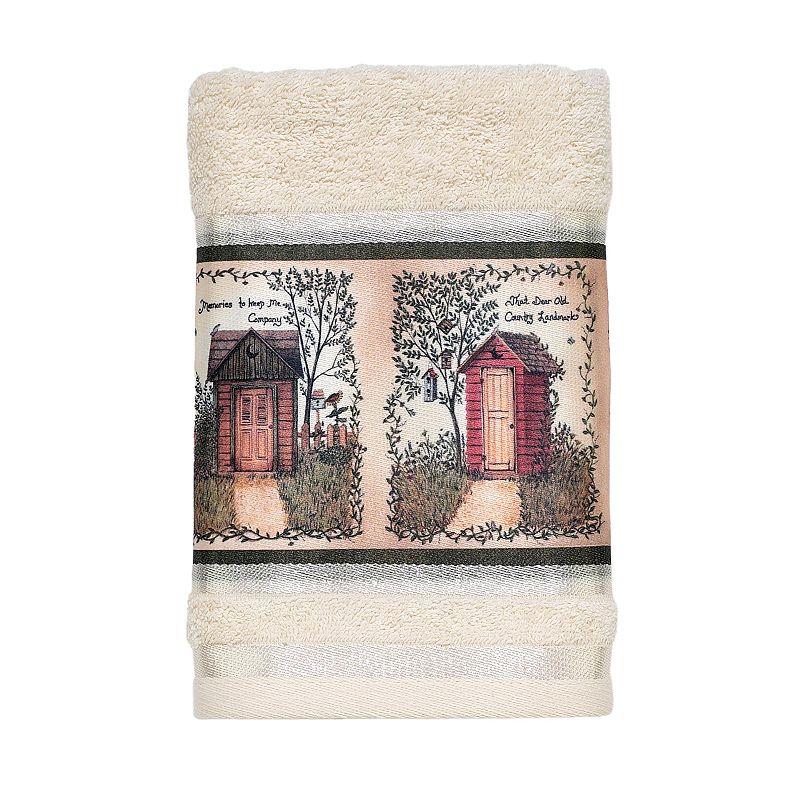 Avanti Outhouses Hand Towel
