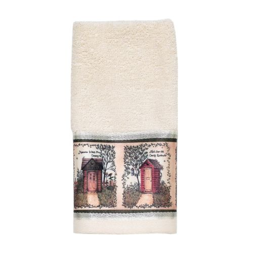 Avanti Outhouses Fingertip Towel