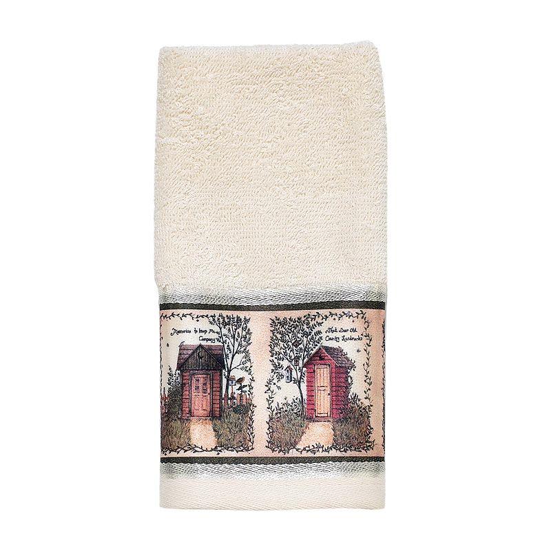 Avanti Outhouses Fingertip Towel