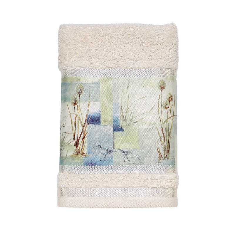 Avanti Blue Waters Hand Towel