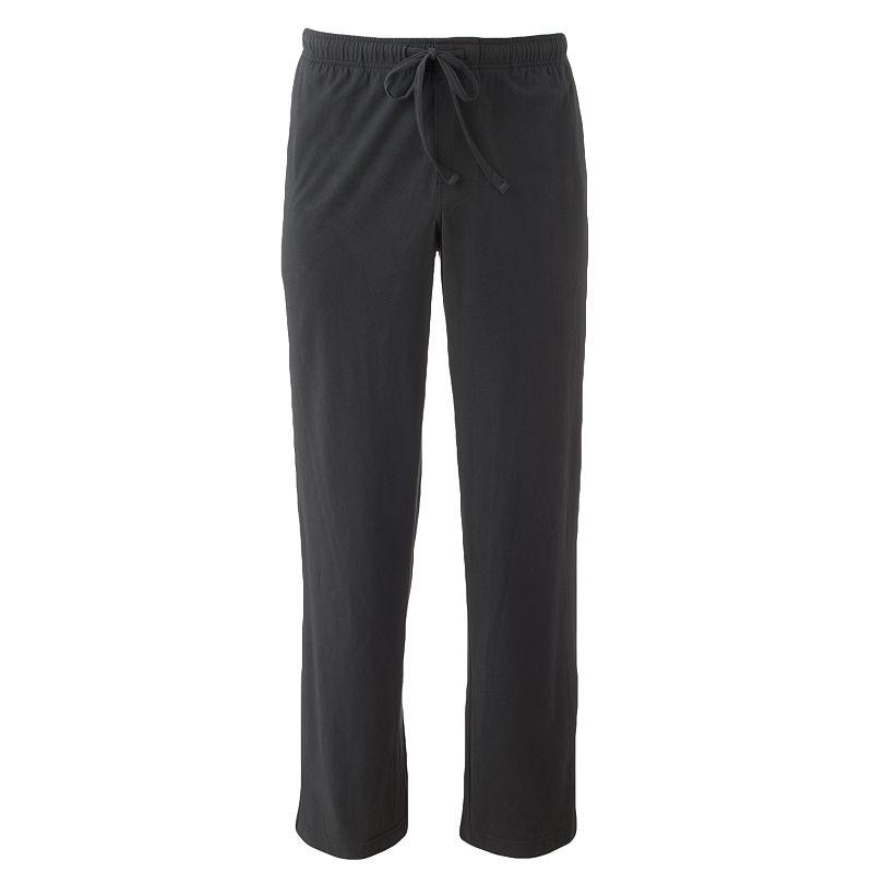 Men's Croft & Barrow® Solid Jersey Knit Lounge Pants