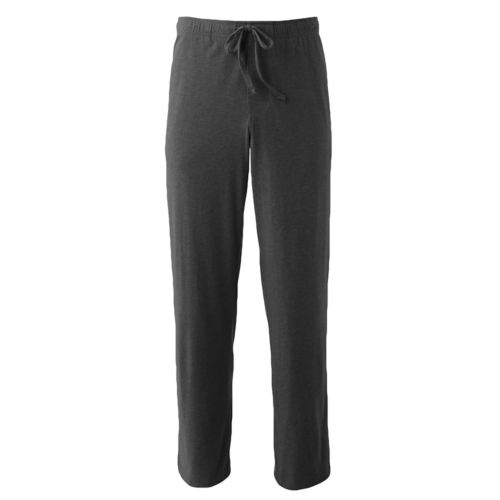 Croft & Barrow® Solid Jersey Knit Lounge Pants