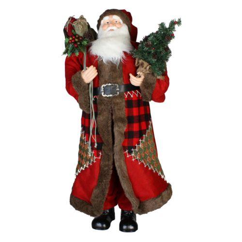 Sterling Santa