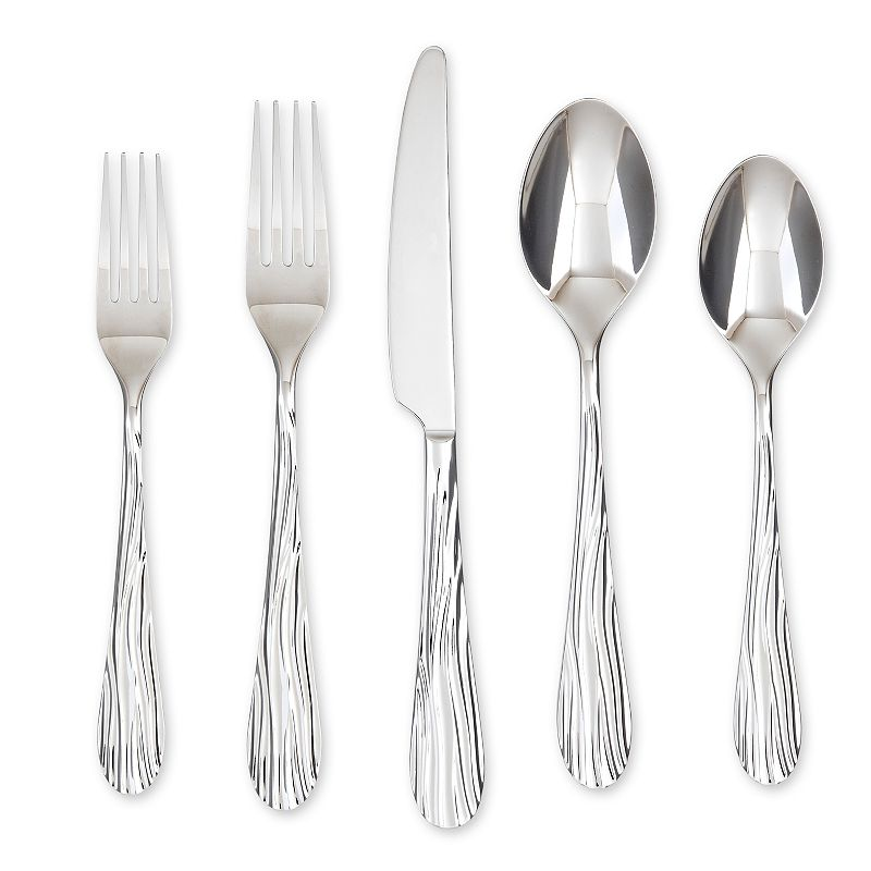 Bobby Flay™ Alberi 45-pc. Flatware Set