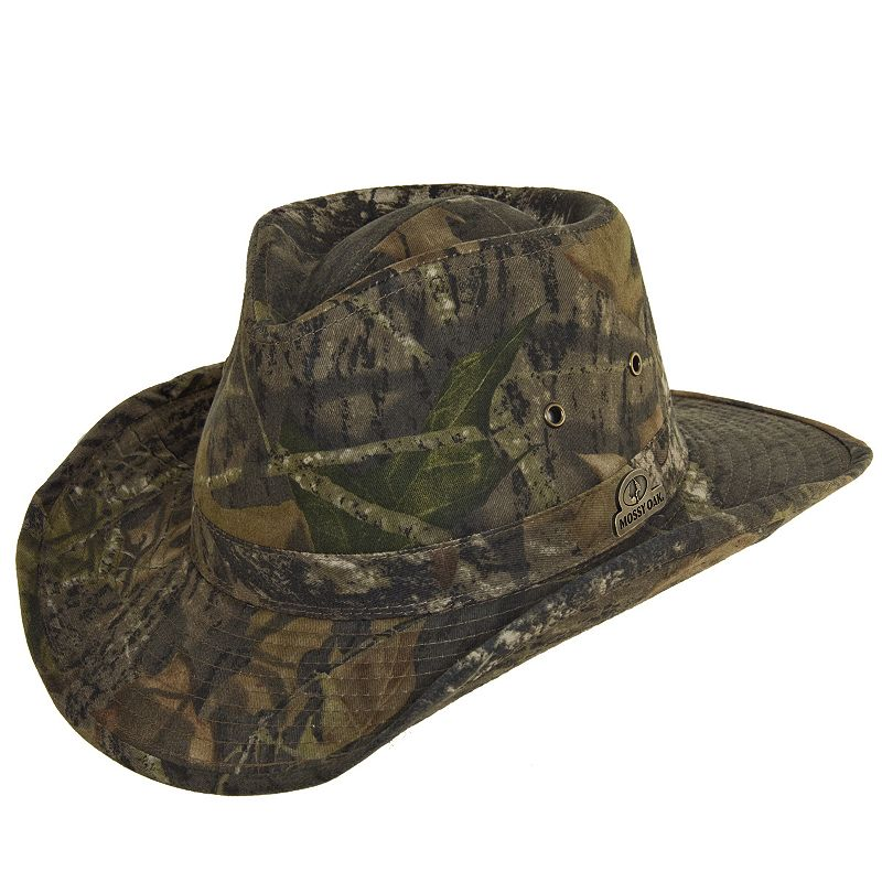Mossy Oak Camouflage Outback Hat