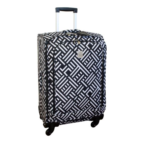 Jenni Chan Signature 24-Inch Spinner Luggage