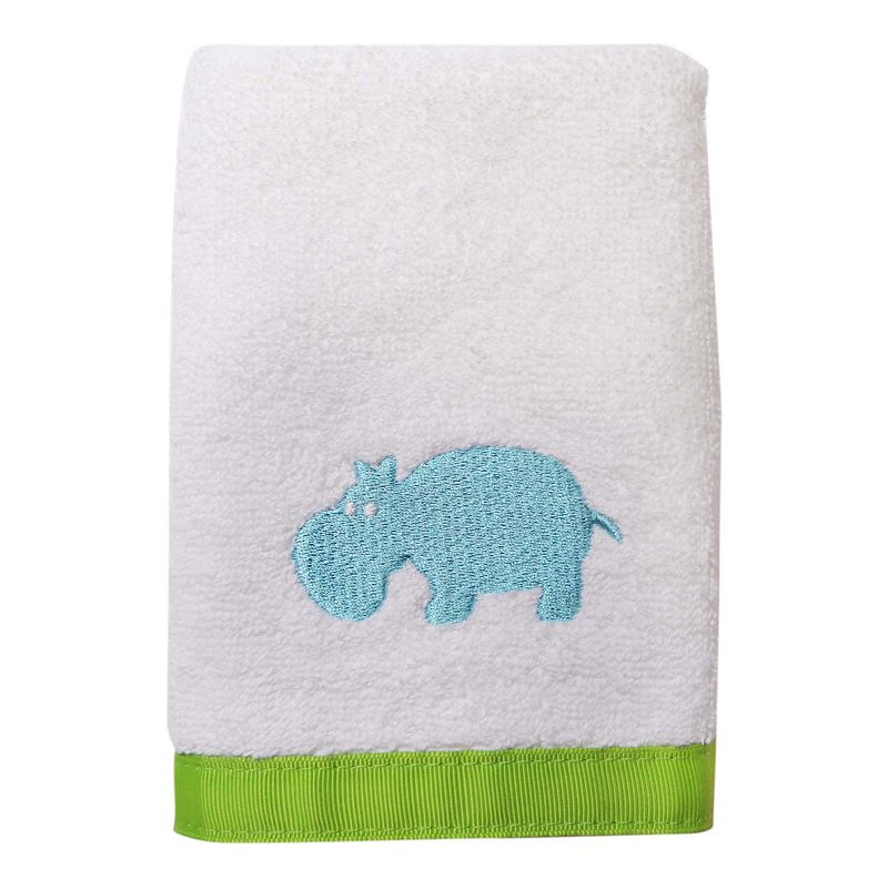 Allure Home Creations Hippo Washcloth
